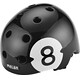 Melon Urban Active Story casco per bici 8 Ball nero